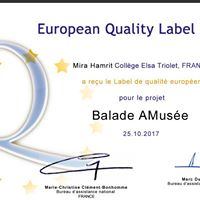 European quality label 1