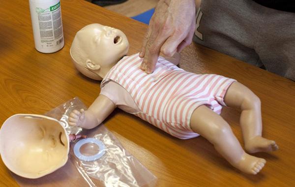 Initiation aux premiers secours enfant et nourrisson reference